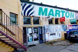 Budynek Marton Świerczewska 12
