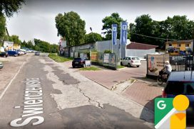 Zobacz na Google Street View